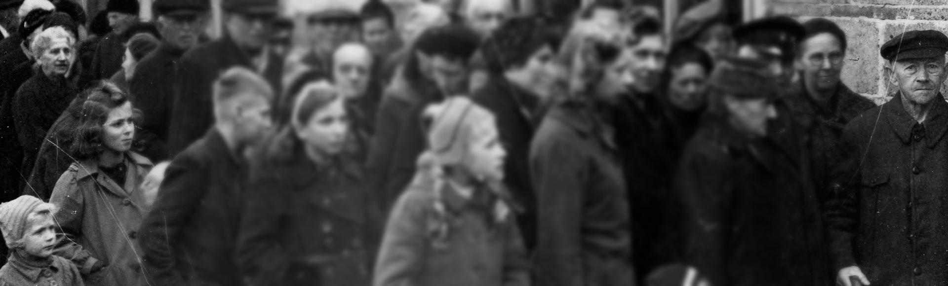 Ausgangspunkt: Erfahrungen von Diktatur und Krieg in Dresden