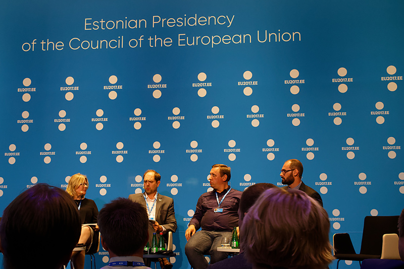 Podiumsdiskussion im Rahmen der »Memorial Conference for the Victims of Communism and Nazism«