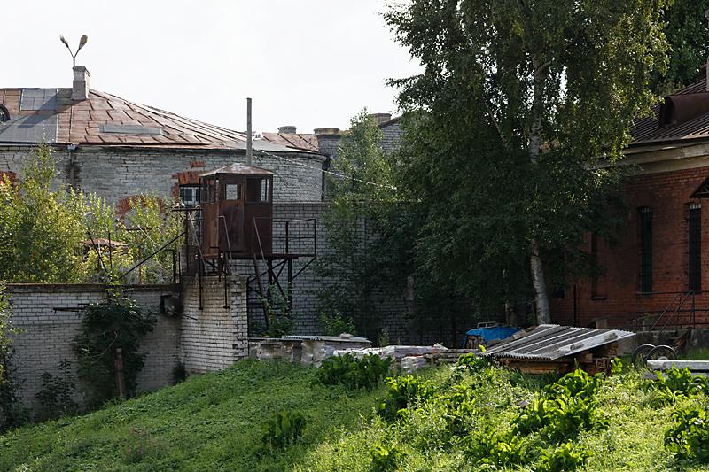 Ehemaliges Pantarei-Gefängnis, Tallinn. Erinnerungsort an die Opfer des Stalinismus