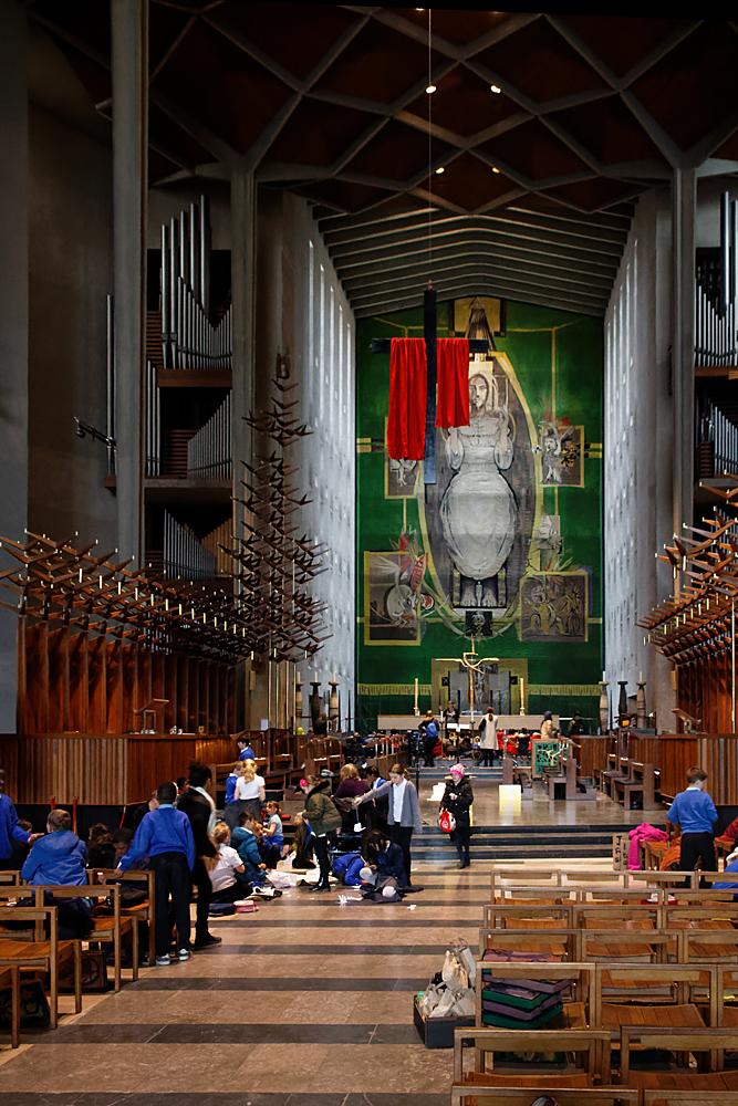 Coventry, Kathedrale | Fotografie: Matthias Neutzner